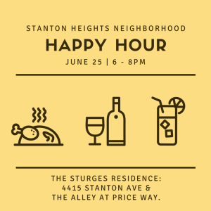 June Happy Hour