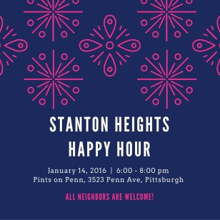 January Happy Hour